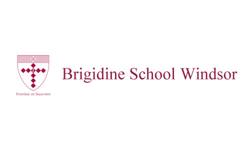 Bridigine School Windsor logo