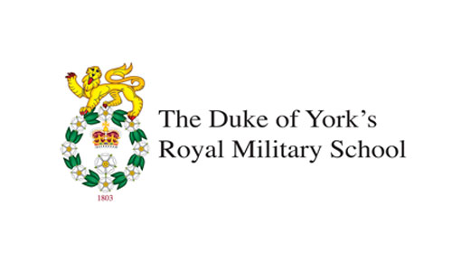 Duke of-York's Military School logo