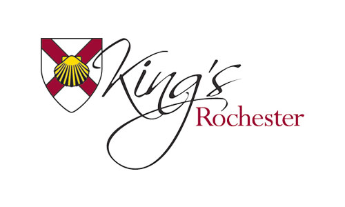 Kings School Rochester logo